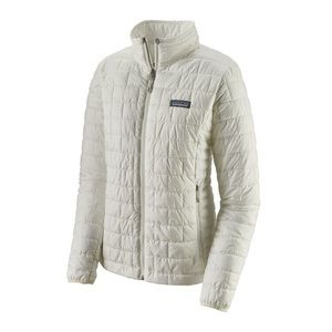 Patagonia Women's Nano Puff Jacket White
